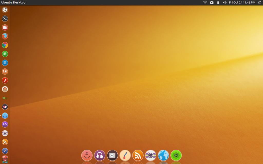 Screenshot from Ubuntu 14.04 by ivanymathias