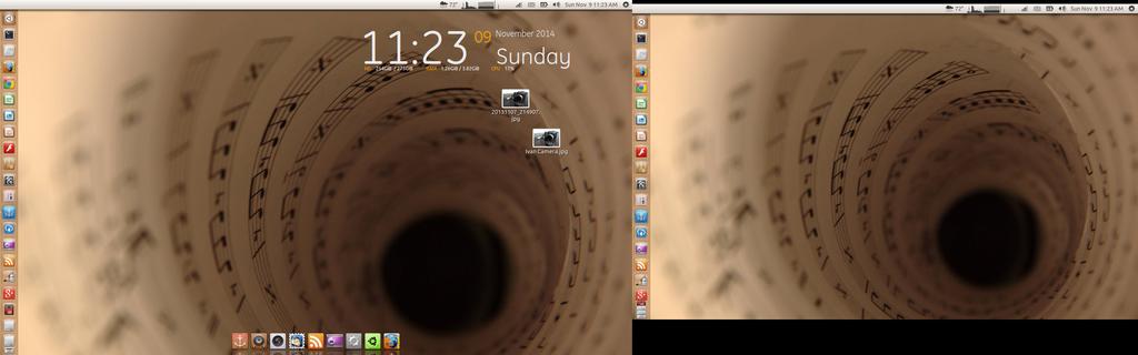 Screenshot from 2014-11-09 Ubuntu 14.10 by ivanymathias
