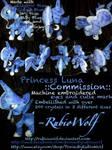 MLP ::Commission:: Princess Luna!