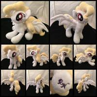 MLP 10 inch Bat Pony Surprise  ::Commission::