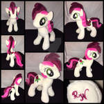 MLP 10 inch Roseluck Plushie  - EFNW 2016