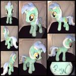MLP 13 inch Lyra plushie - BronyCon 2016