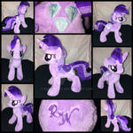 MLP 10 inch Amethyst Star Plushie ::Commission::