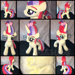 BronyCon '17 - MLP 10 inch Moondancer Plushie