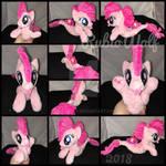 MLP 6.5 inch small seapony Pinkie Pie plushie