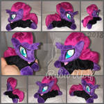 MLP 6 inch mini apologetic Tempest .:Commission:. by RubioWolf