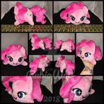 MLP Pinkie Pie Chibi/Roll/Stacking Plushie