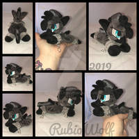 MLP 6 inch mini OC 'Stripes' .:Commission:.