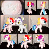 MLP 10 inch Filly 'Toola Roola' .:Commission:.
