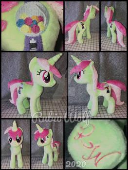 MLP 13 inch Bubblegum Minky Plushie :Commission: