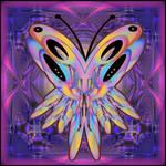 Playful Butterfly