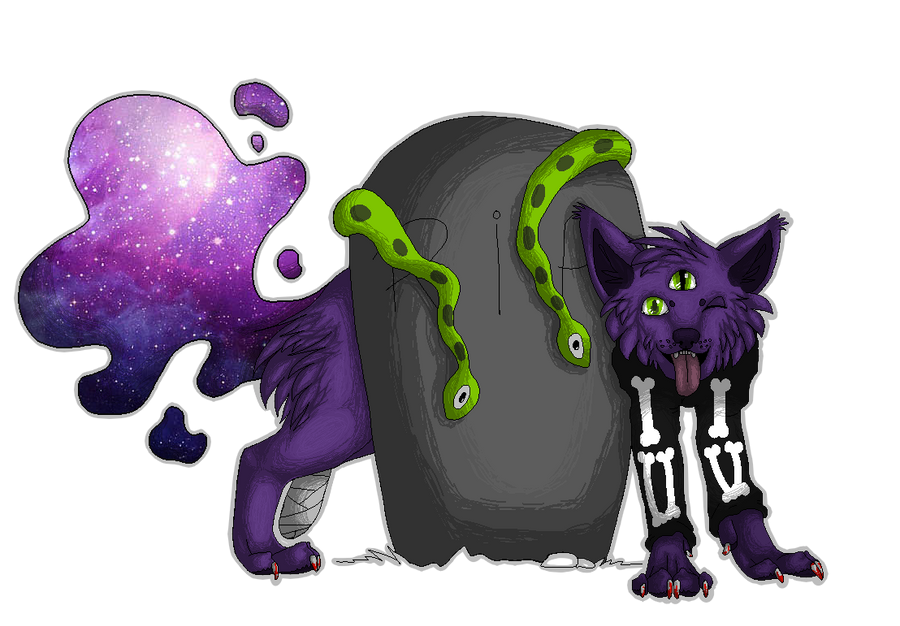 Don't worry about the KroKroDeal Alzior_is_ready_for_halloween_by_krokrodeal-d84dcyv
