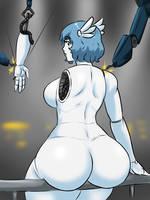 Valkyrie Robot by Franktonius