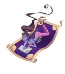 Hama's Magic Carpet Ride
