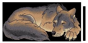 Pixelwolf