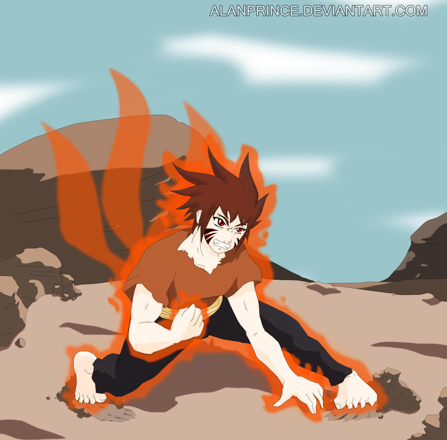 Ginga Uchiha, from Naruto: The Brother's Bond, a roleplay on RPG