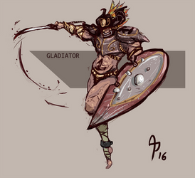 Gladiator Concept Challenge