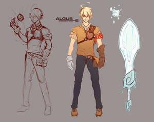 Algus 'ALGO' Concept