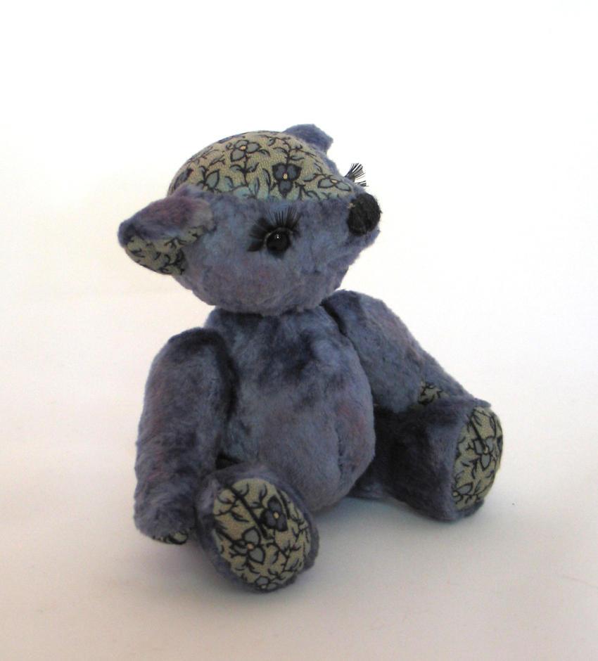 blue bear by marew