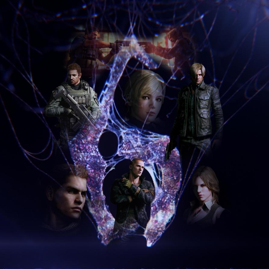Evil Wallpapers: Resident Evil 6 IPad Wallpaper By 13adLuck On DeviantArt