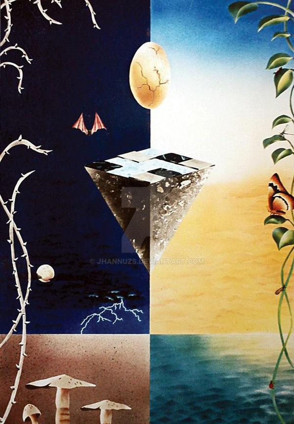 Buscando el equilibrio by Jhannuzs
