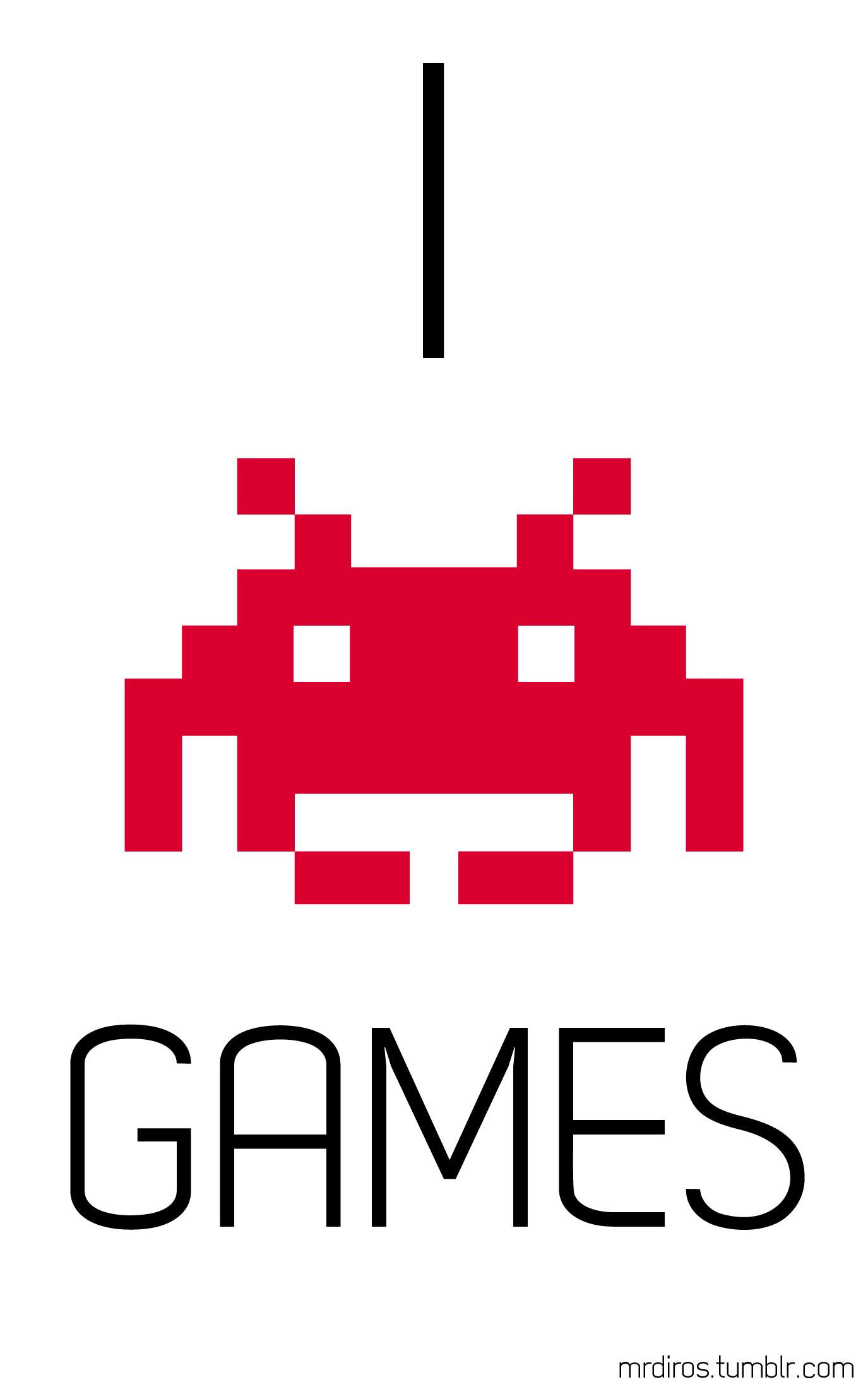 I Love Games By Diros On DeviantArt