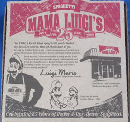 Mama Luigi's Spaghetti by Jedi787Plus