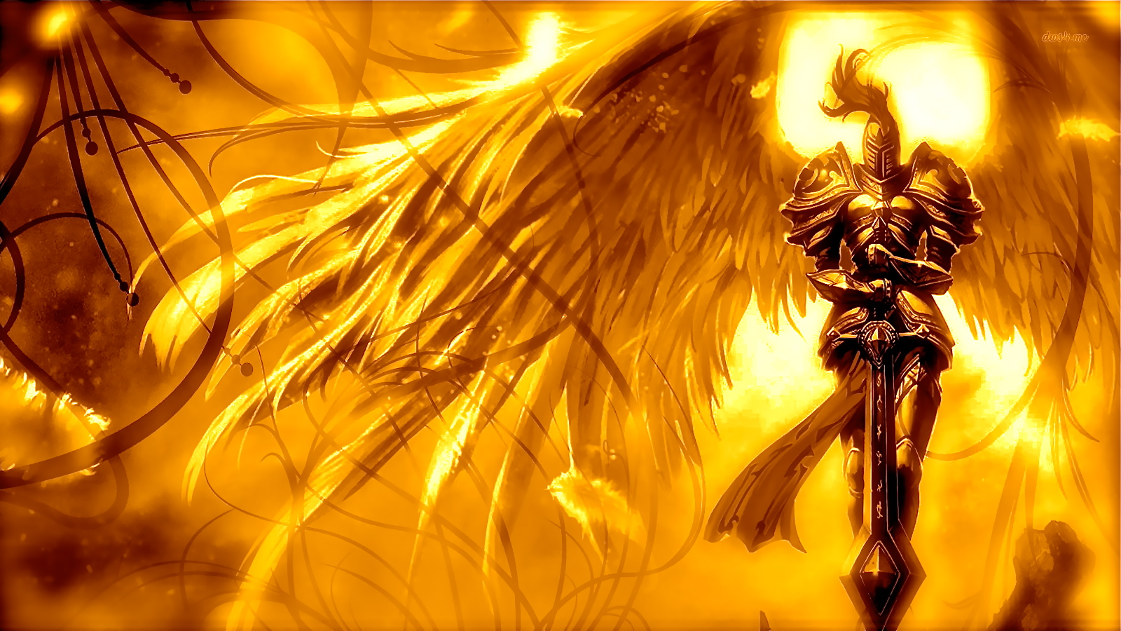 Pin Aether Wing Kayle League Of Legends Lol Champion Skin ...