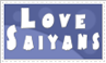 Love Saiyans Stamp by mayabriefs