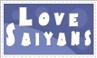 Love Saiyans Stamp by mayabriefs
