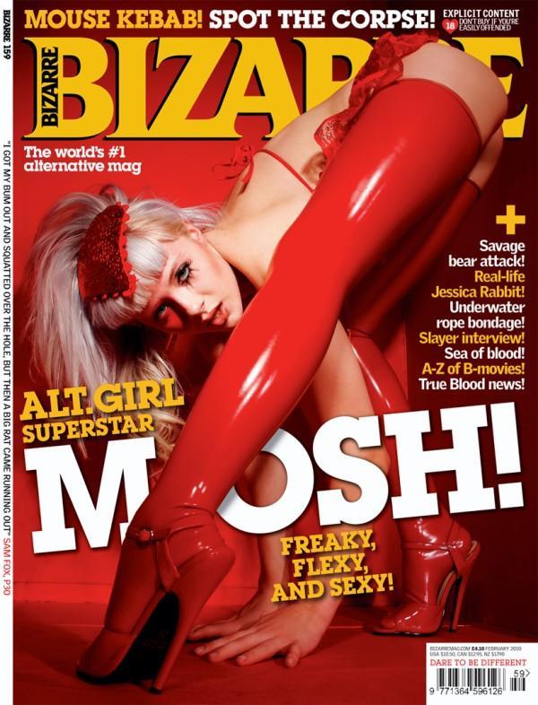 Bizarre vs. Lovedoll by miss-mosh