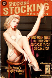 Shocking Stocking Stories