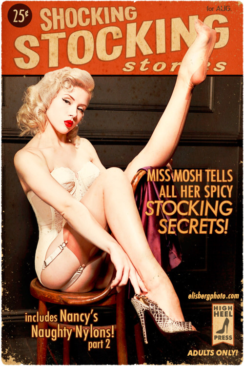 Shocking Stocking Stories by miss-mosh