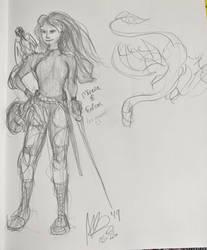 Mireia  Falcon (quickie)