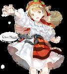 [Render] #8 Render National costume Anime Girl 2