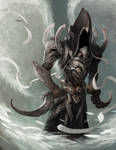 Diablo III: Reaper of Souls - Malthael + Video