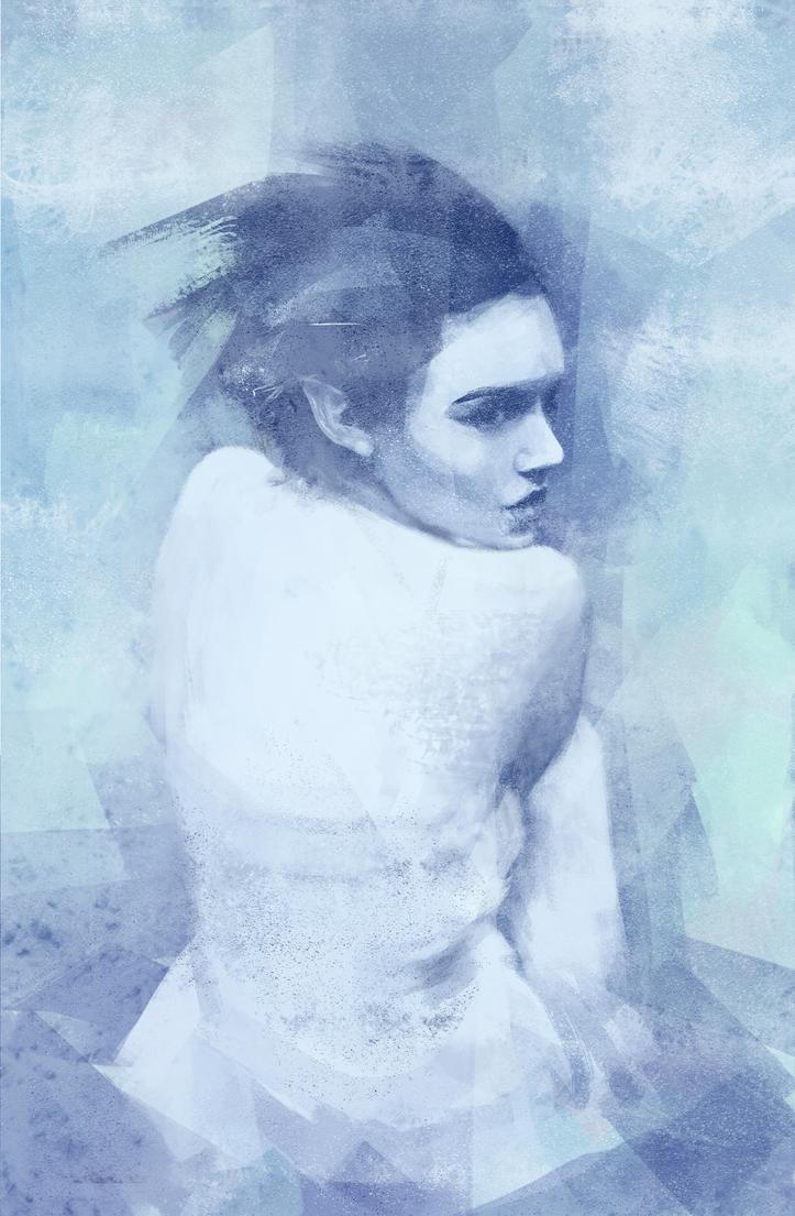 Ice elf by Toblin