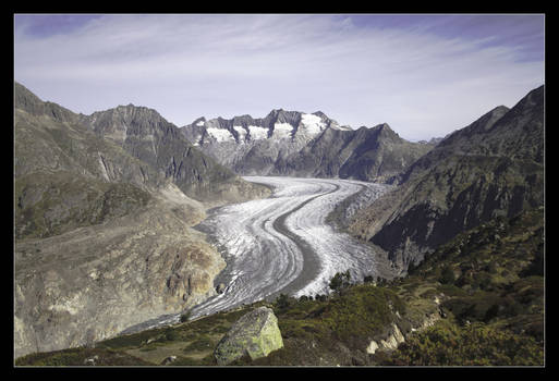glacier d'Aletsch suisse by patrickbrandy