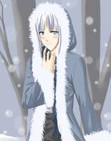 winterish sketch by Mariku-Salana