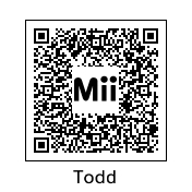 Mii QR Codes: Todd Ingram by MermaidloverTyler