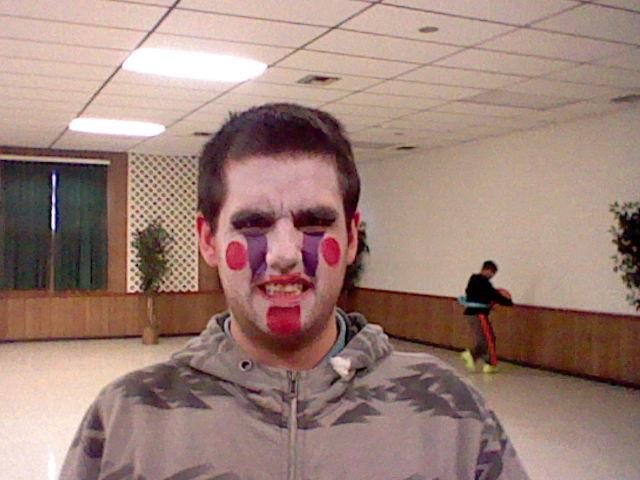 Puppet Face Paint! by MermaidloverTyler