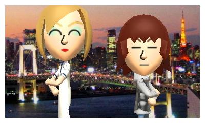 Helena and Kim visit Japan! by MermaidloverTyler