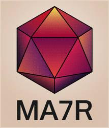 MA7R Logo by MA7R