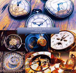 Clocks Stocks Pack