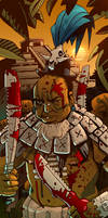 Aztec Churchill