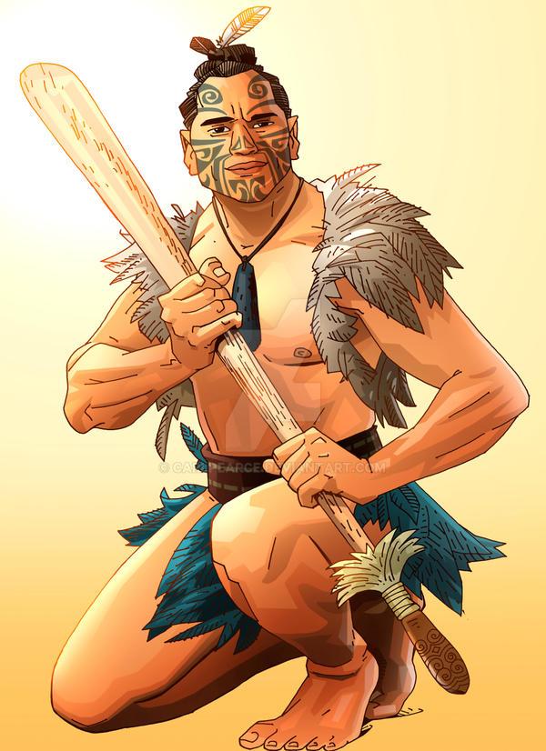 Image result for maui maori god