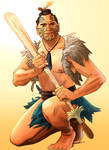 Maori Hunter