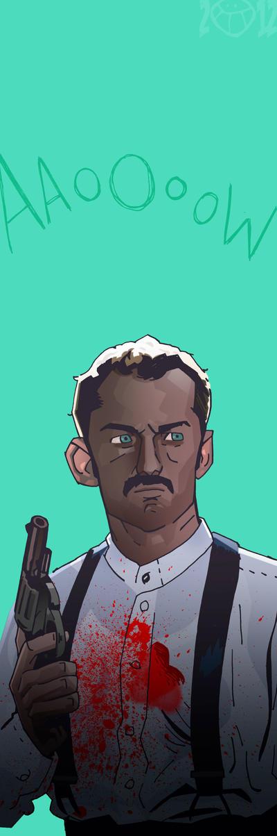 Watson by CarlPearce