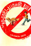 The No-Dogs-Allowed Rule - cover