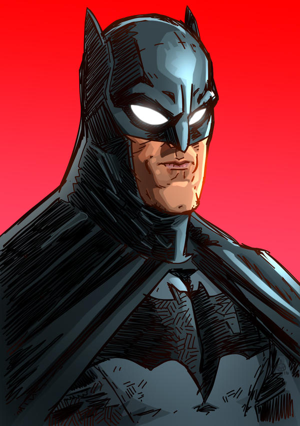 Bat by CarlPearce